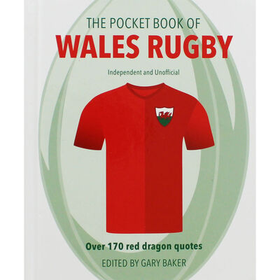 The Pocket Book of Wales Rugby image number 1