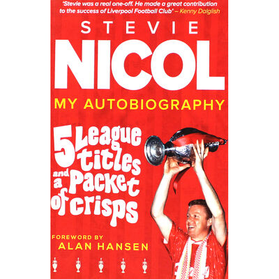 Stevie Nicol: My Autobiography image number 1