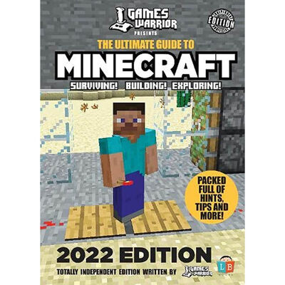 The Ultimate Guide to Minecraft Annual 2022 image number 1