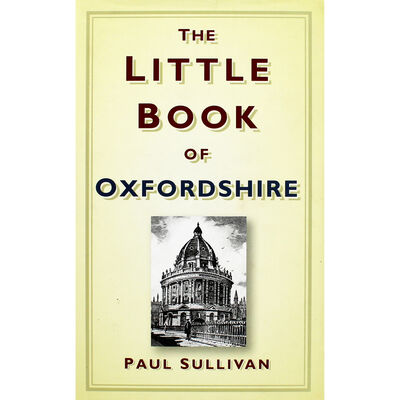 The Little Book Of Oxfordshire image number 1