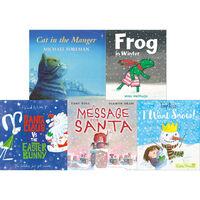 I Want Snow: 10 Kids Picture Books Bundle