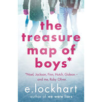 The Treasure Map of Boys: Ruby Oliver 3