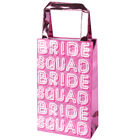 Pink Bride Squad Party Bags - 5 Pack image number 3