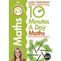 10 Minutes A Day: Maths