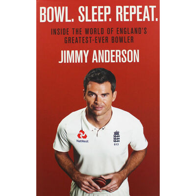 Jimmy Anderson: Bowl Sleep Repeat image number 1