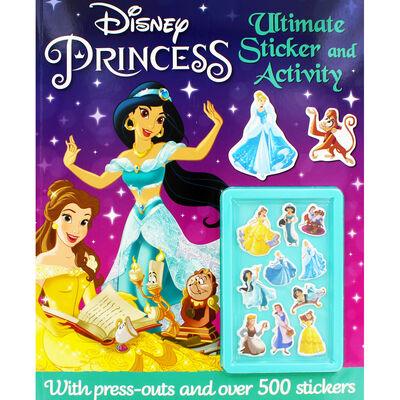 Disney Princess Stick Activity image number 1