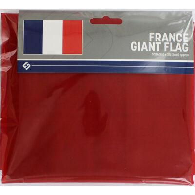 Giant France Flag - 5ft image number 1