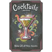 Cocktails Boozy Board Book