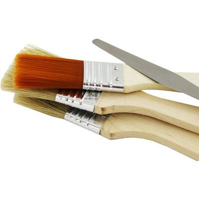8 Piece Brush and Sponge Set image number 3