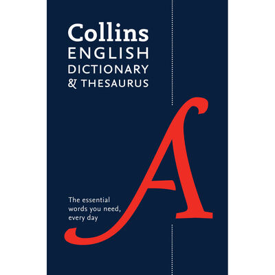 Collins English Dictionary and Thesaurus image number 1