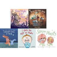 Kiss Goodnight: 10 Kids Picture Books Bundle