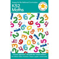 Gold Star Rewards KS2 Maths: Ages 7-9