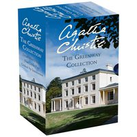 Agatha Christie The Greenway Collection: 3 Book Box Set