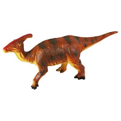 26 Inch Parasaurolophus Soft Dinosaur Figure image number 1