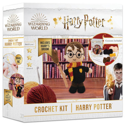 Harry Potter Crochet Kit image number 1
