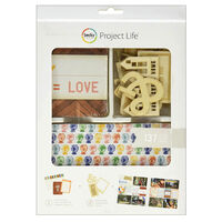 American Crafts: Project Life Ready Set Go 137 Piece Journal Kit