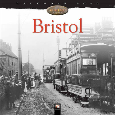 Bristol Heritage 2020 Wall Calendar image number 1