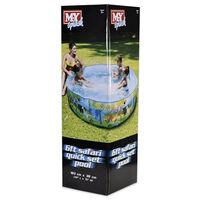 M.Y Splash Safari Quick Set Pool 6ft