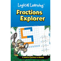Logical Learning Fractions Book