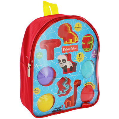 Fisher Price Dough Dots Backpack image number 1