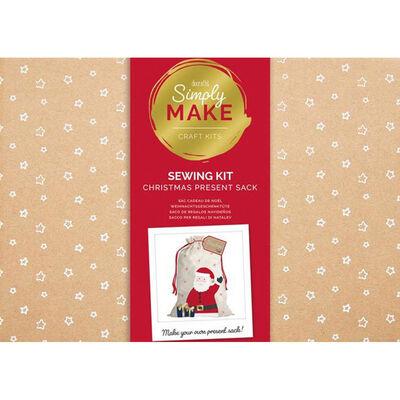 Christmas Sack Sewing Kit image number 1