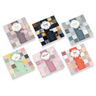 Soft Sweet Assorted Design Pad image number 2