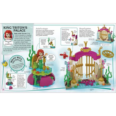 LEGO Disney Princess Build Your Own Adventure image number 2