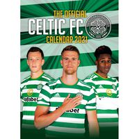The Official Celtic 2021 Calendar