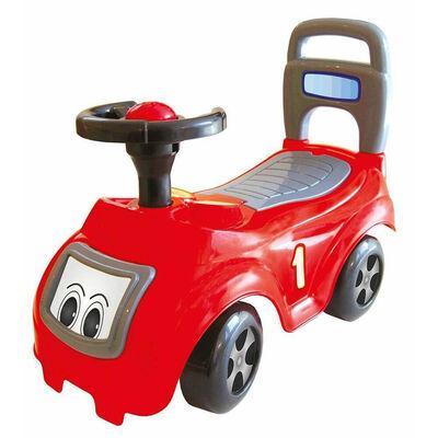 Sit 'n Ride on Car: Red image number 1