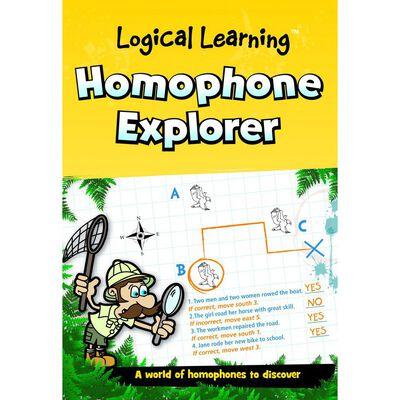 Logical Learning Homophone Explorer image number 1