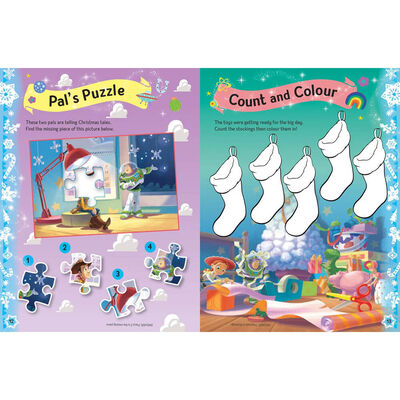 Disney Christmas Annual 2022 image number 2