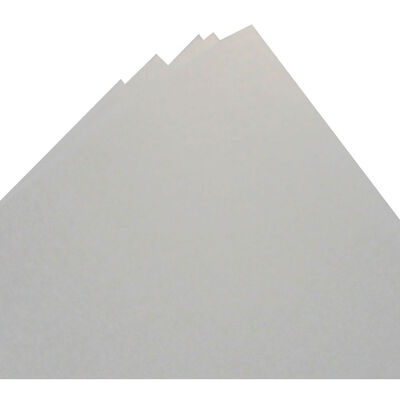 Centura Pearl A4 Snow White - Hint of Silver Card - 10 Sheet Pack image number 3