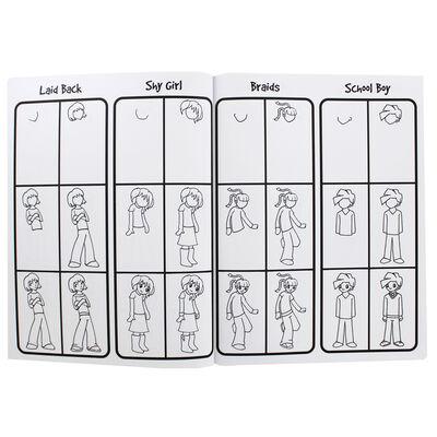 How to Draw 101 Manga image number 2