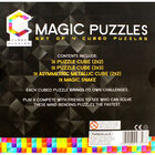 Magic Cubed Puzzles - Set of 4 image number 4
