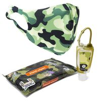 Back to School Care Pack: Camo