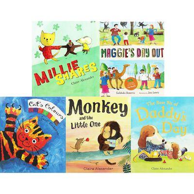 Outdoor Adventures: 10 Kids Picture Books Bundle image number 3