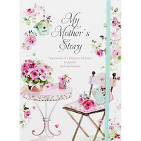 My Mothers Story Journal