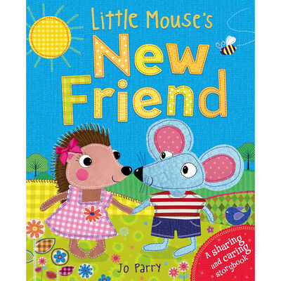 Little Mouse's New Friend image number 1