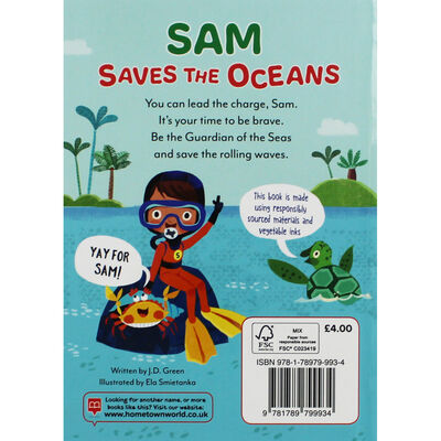 Sam Saves The Oceans image number 2