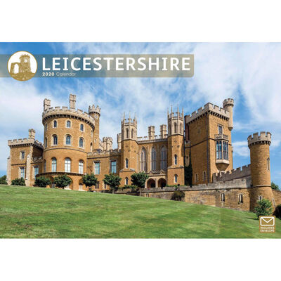 Leicestershire 2020 A4 Wall Calendar image number 1