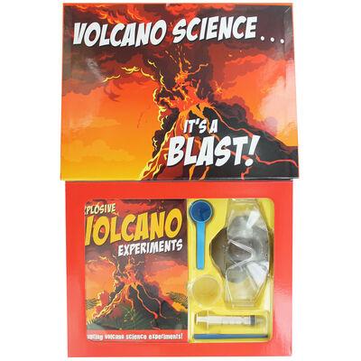 Explosive Volcano Experiments Set image number 2