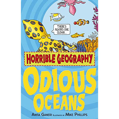 Horrible Geography: Odious Oceans image number 1