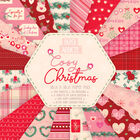 Cosy Christmas Paper Pad - 10cm x 10cm image number 1