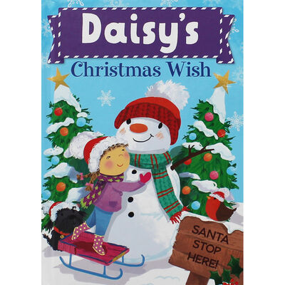 Daisy's Christmas Wish image number 1