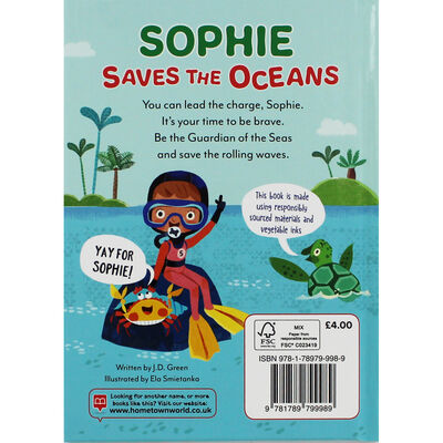 Sophie Saves The Oceans image number 2