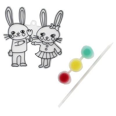Easter Sun Catchers - 3 Pack image number 3