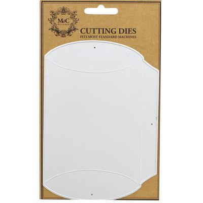 Gift Box Metal Cutting Die image number 1