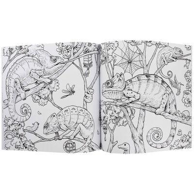 Animorphia - Adult Colouring Book image number 2