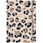 A5 Animal Print 2021-2022 Week to View Diary image number 1