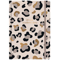 A5 Animal Print 2021-2022 Week to View Diary